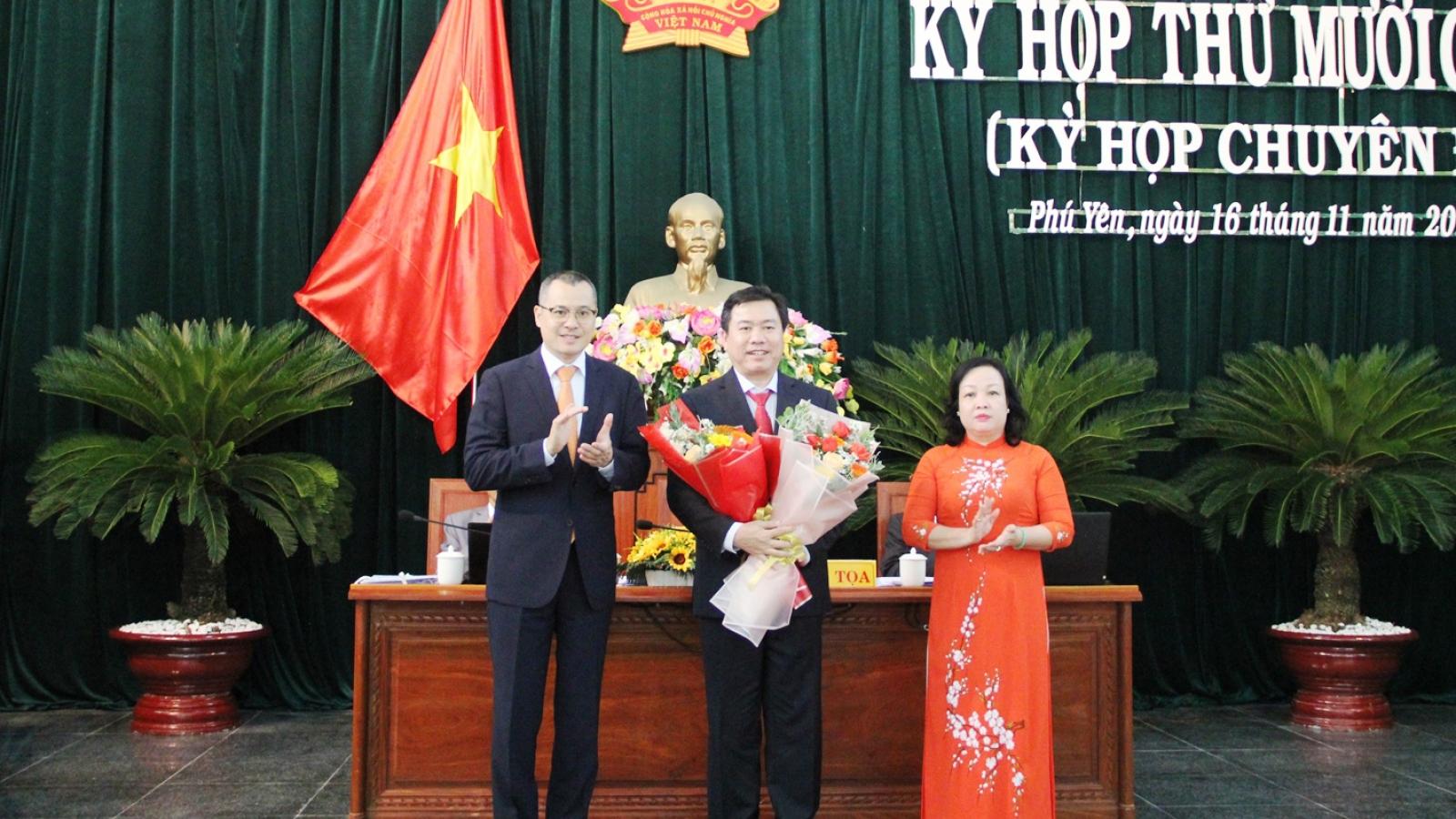 Phú Yên: Chủ tịch HĐND và chủ tịch UBND tỉnh đều trưởng thành từ cán bộ đoàn