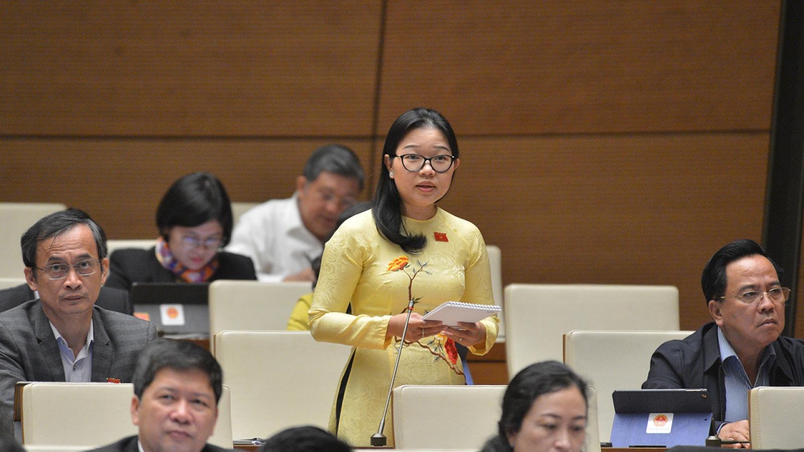 """Quốc hội """"nóng"""" vấn đề môi trường và chính sách vùng dân tộc thiểu số"""