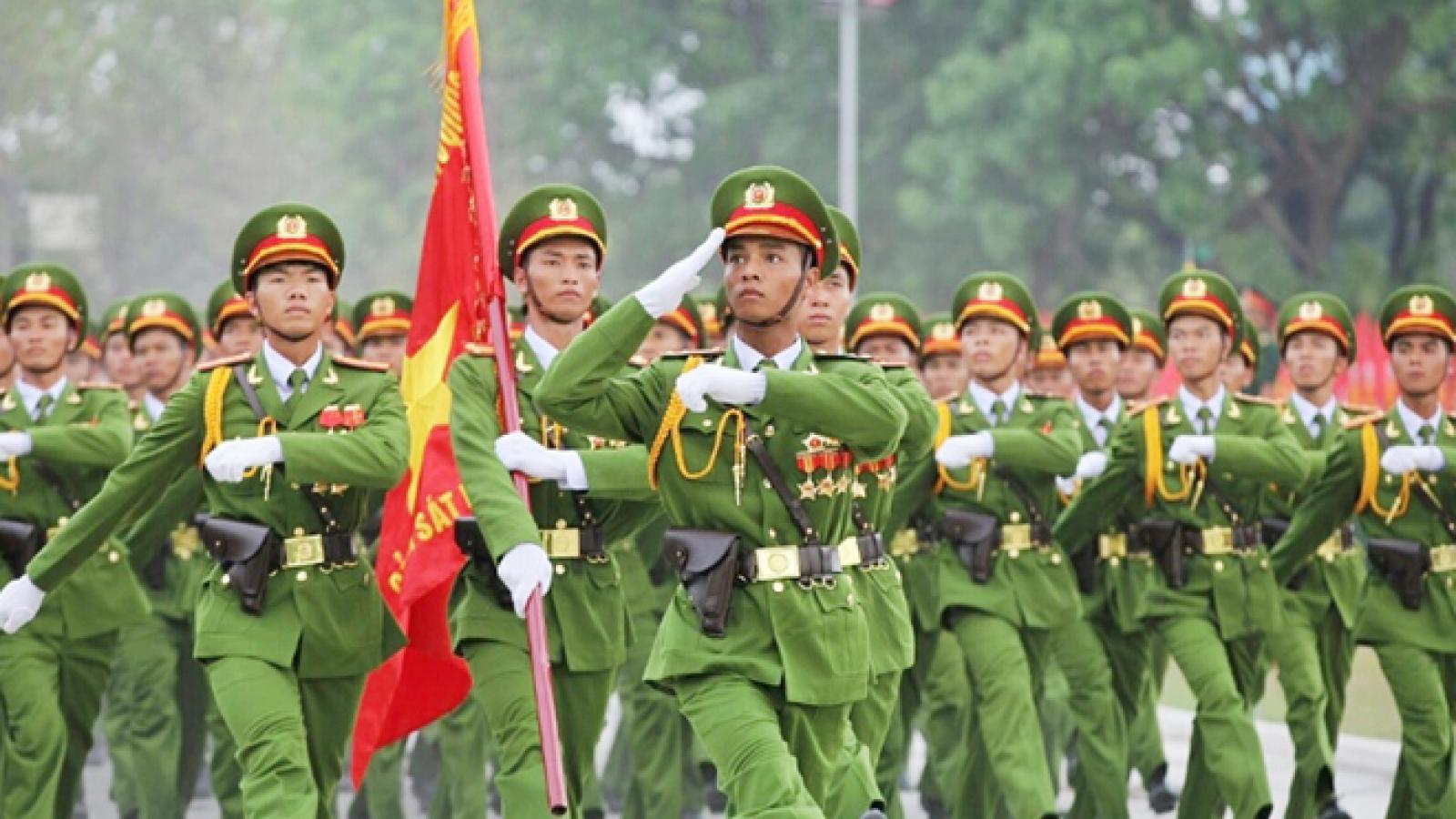 Công an Việt Nam có thể tham gia lực lượng gìn giữ hòa bình từ năm 2021