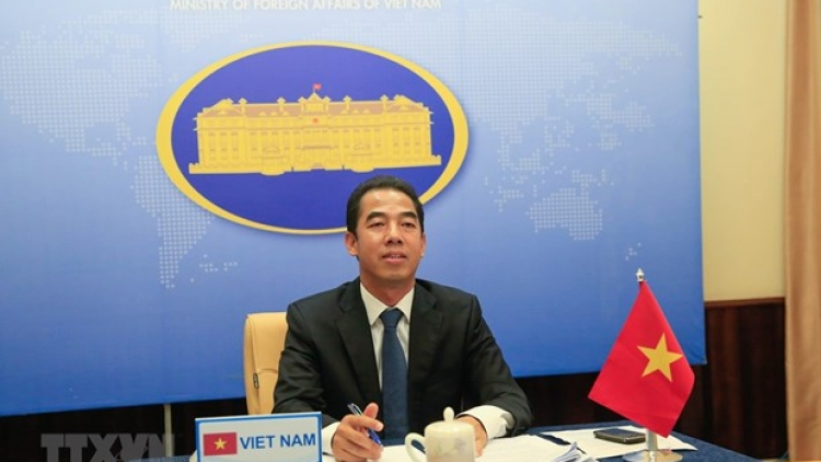 Vietnam, Kazakhstan hold political consultation