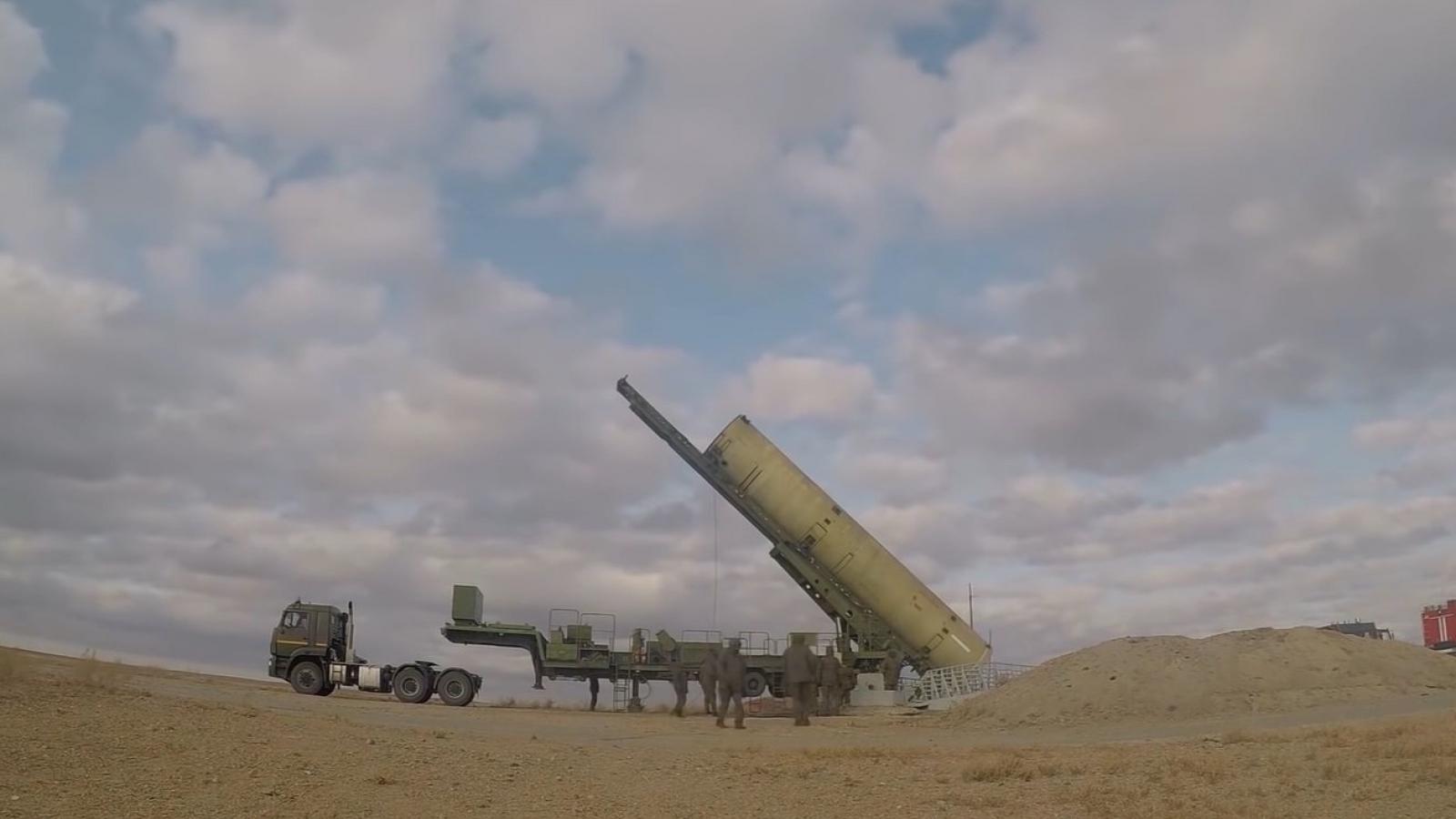 Nga thử nghiệm thành công hệ thống phòng thủ tên lửa đạn đạo mới