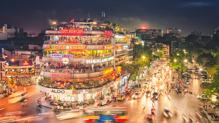 A vibrant Vietnam in a German expert's eyes