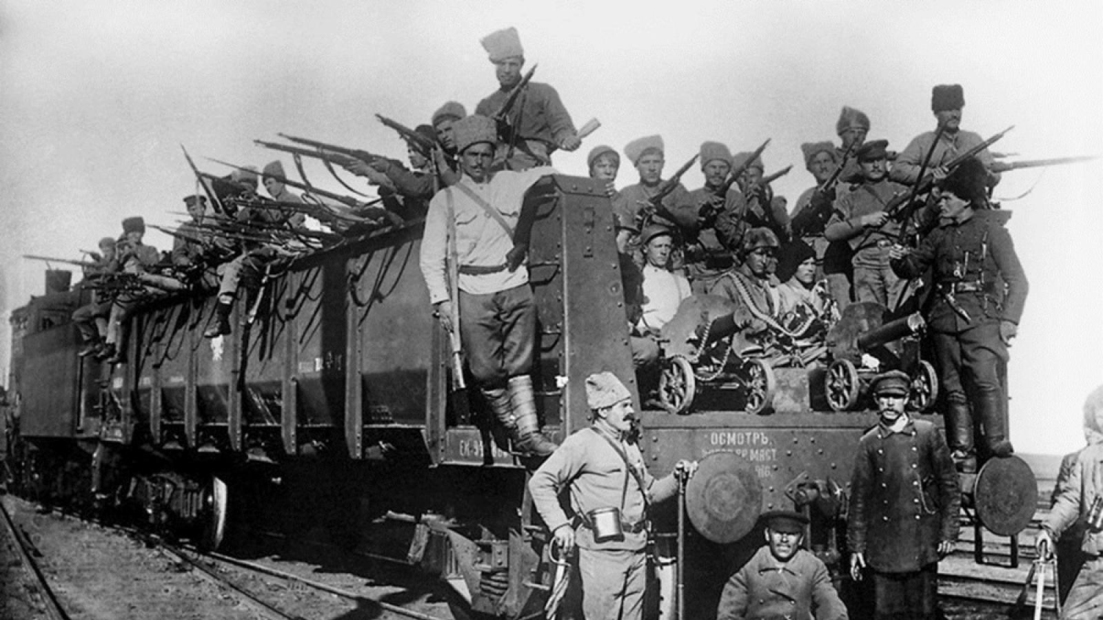 Phe Bạch vệ thất bại ở cơ hội cuối cùng nhằm lật đổ đảng Bolshevik (Nga) như thế nào?