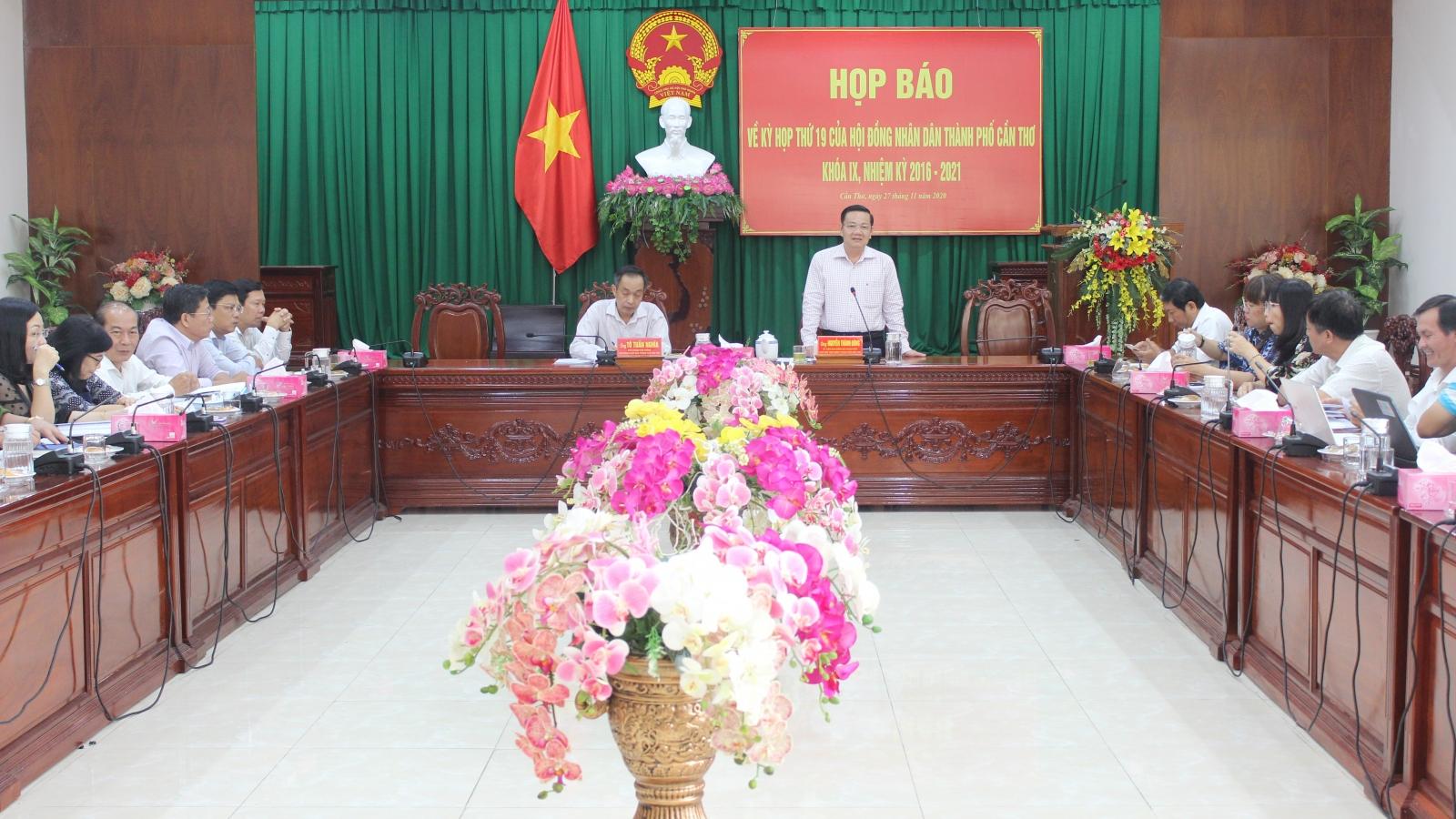 Kỳ họp thứ 19 HĐND thành phố Cần Thơ sẽ bầu Phó Chủ tịch UBND thành phố