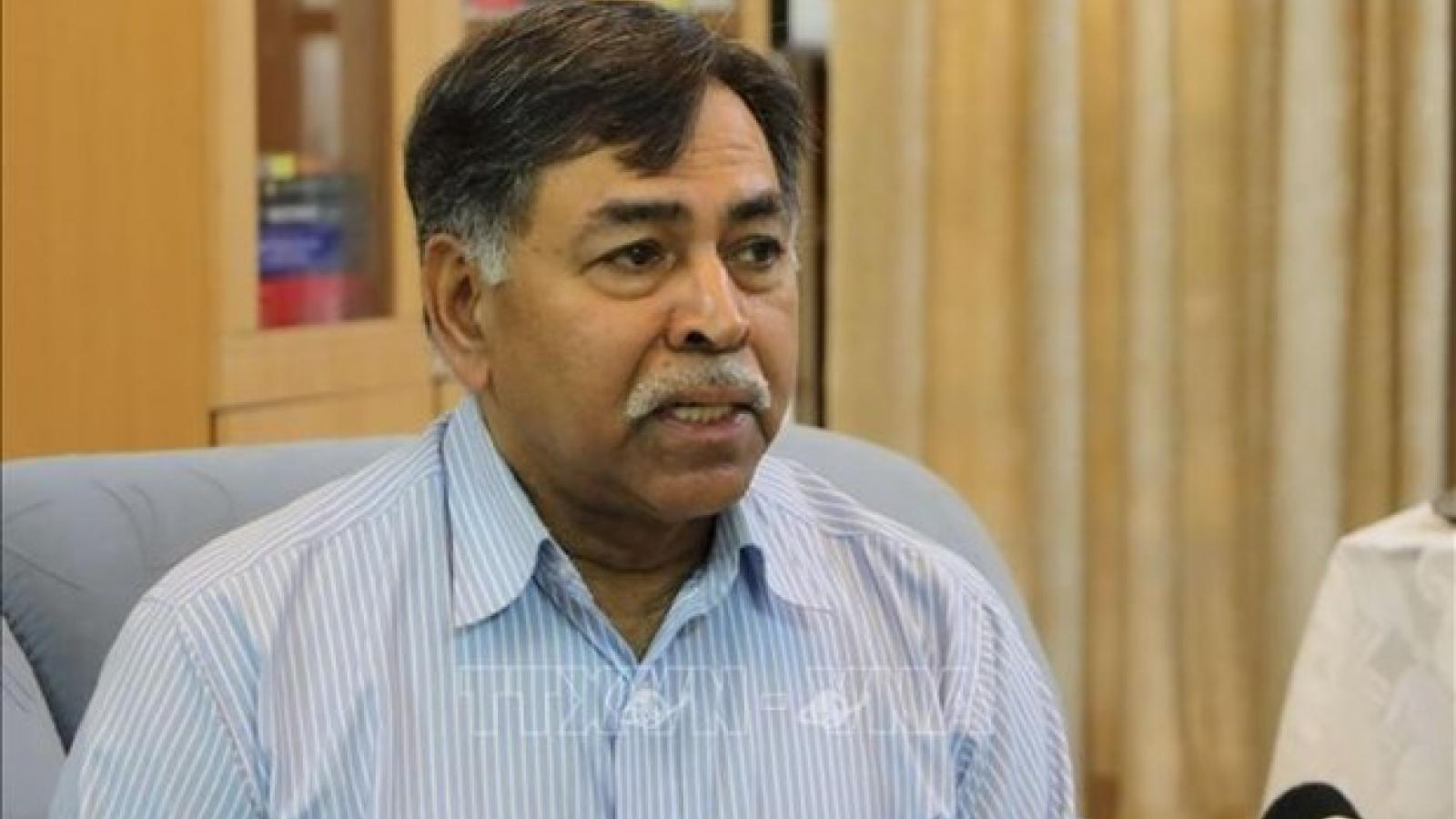 Indian scholar believes Vietnam is crucial in fostering ASEAN-India relations