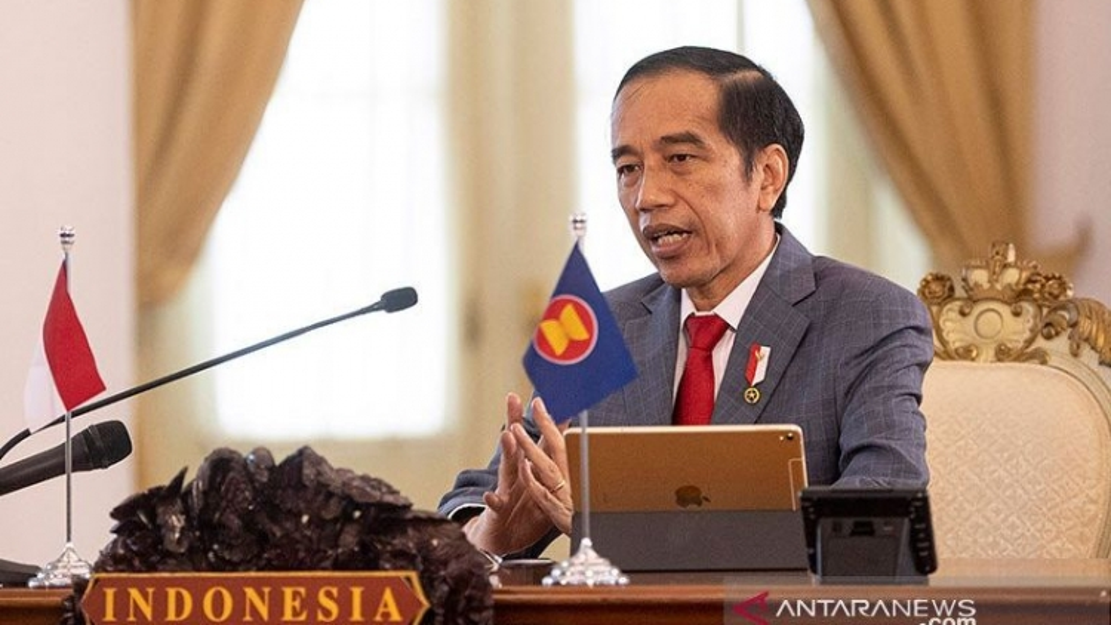 Indonesia sẽ thúc đẩy xử lí đại dịch và phục hồi kinh tế tại ASEAN 37