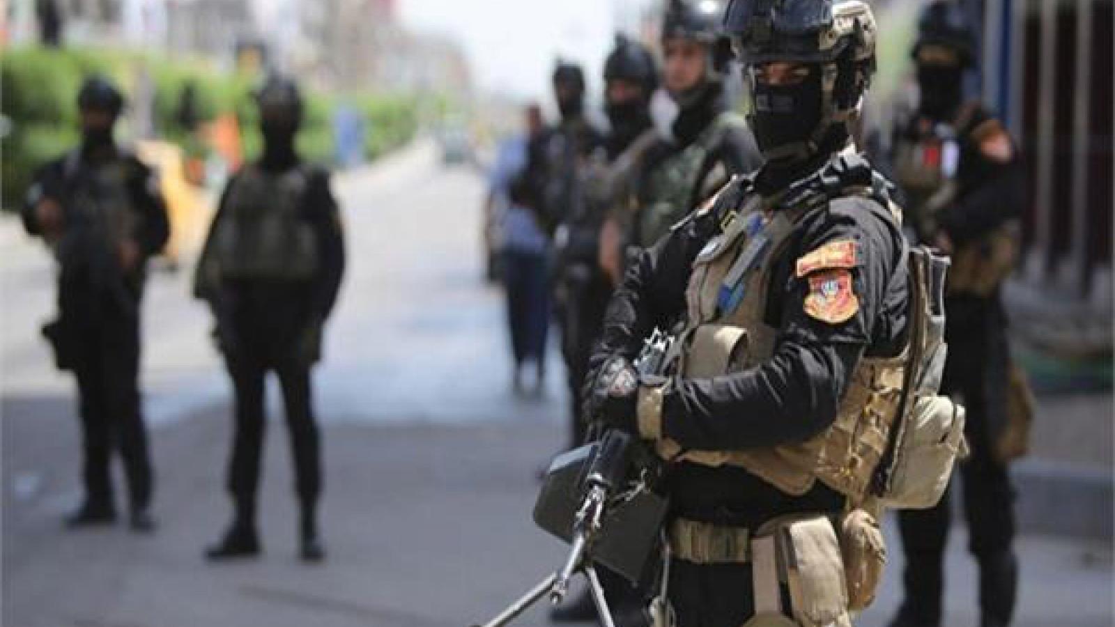 Iraqbắt giữ 11.000 người vì tội khủng bố