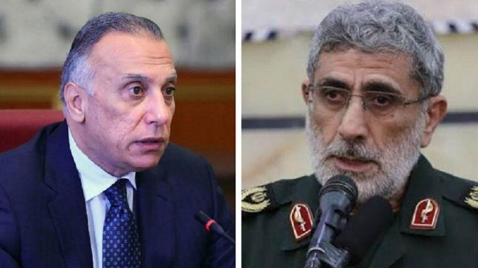 Iran và Iraq tìm cách ký kết thoả thuận trên một số lĩnh vực quân sự