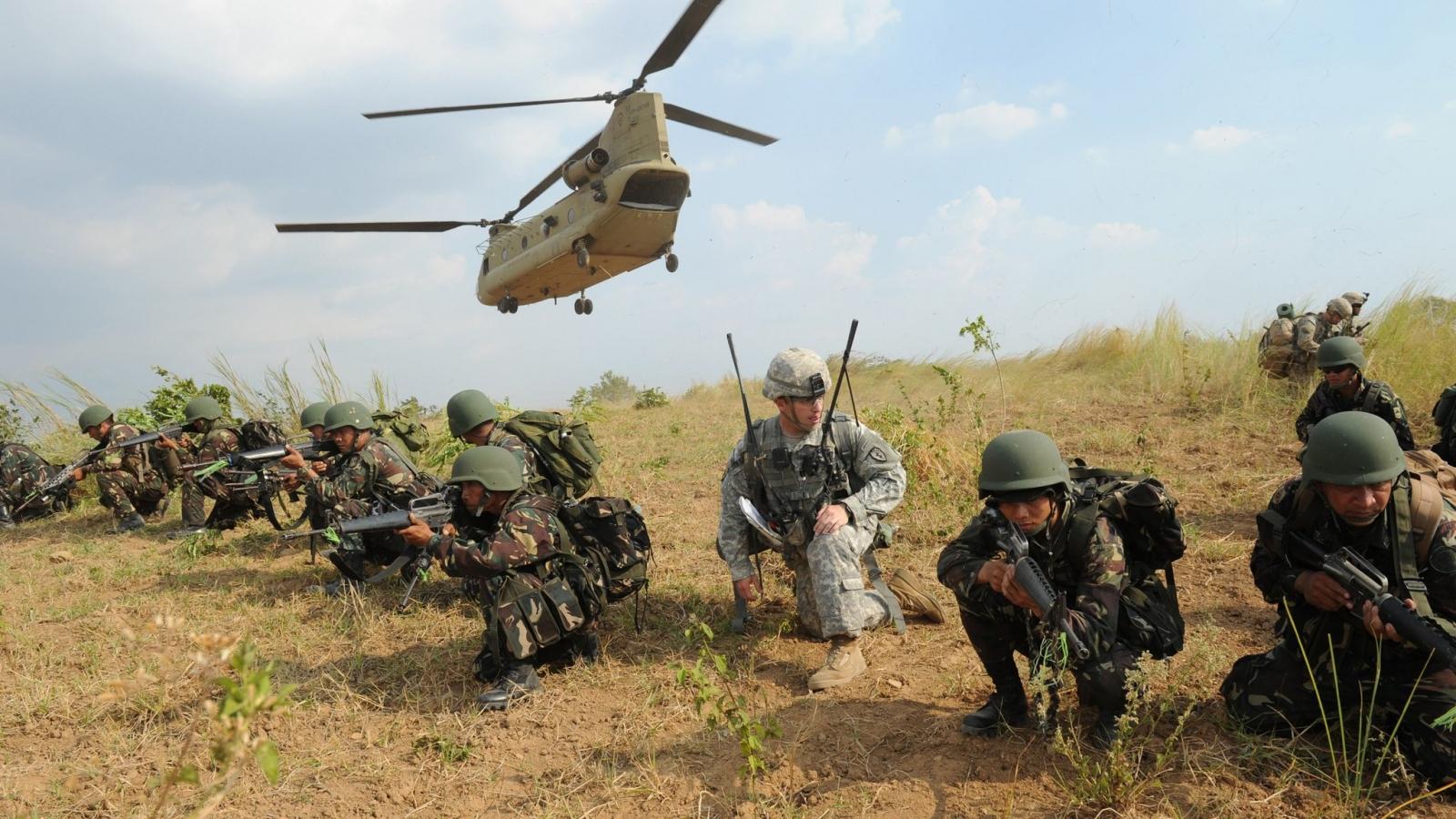 Philippines gia hạn Thỏa thuận các Lực lượng thăm viếng với Mỹ