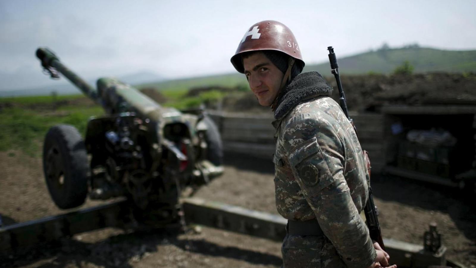 Nga điều thêm 18 máy bay vận tải quân sự và lực lượng gìn giữ hòa bình đến Armenia