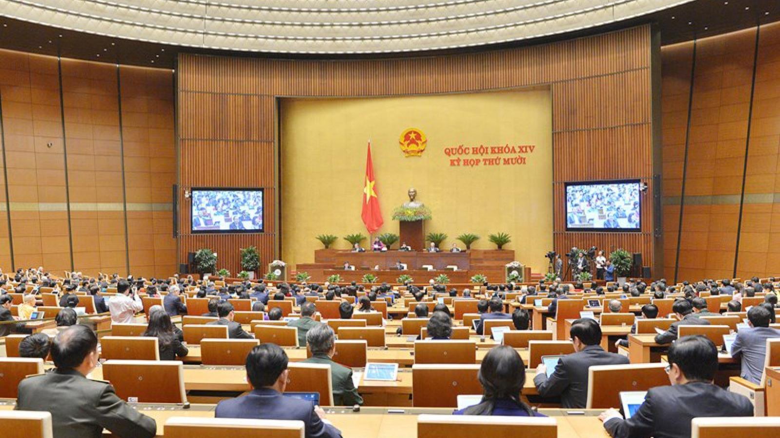 """Quốc hội đồng hành và """"chia lửa"""" cùng Chính phủ"""