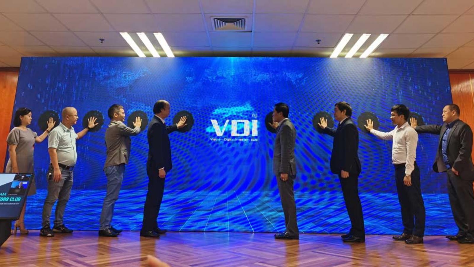 Thành lập Câu lạc bộ Đầu tư khởi nghiệp công nghệ số Việt Nam