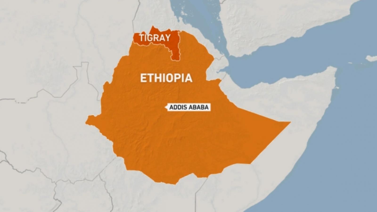 Xung đột tại Ethiopia khiến hàng trăm người thiệt mạng