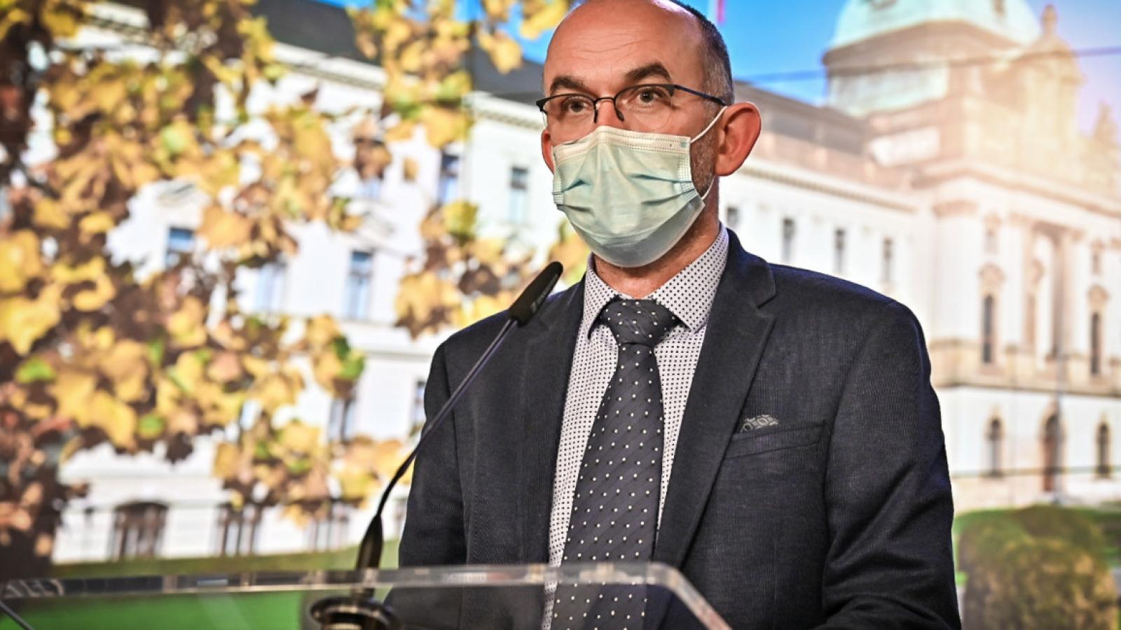 Cộng hòa Séc công bố hệ thống PES chống dịch Covid-19