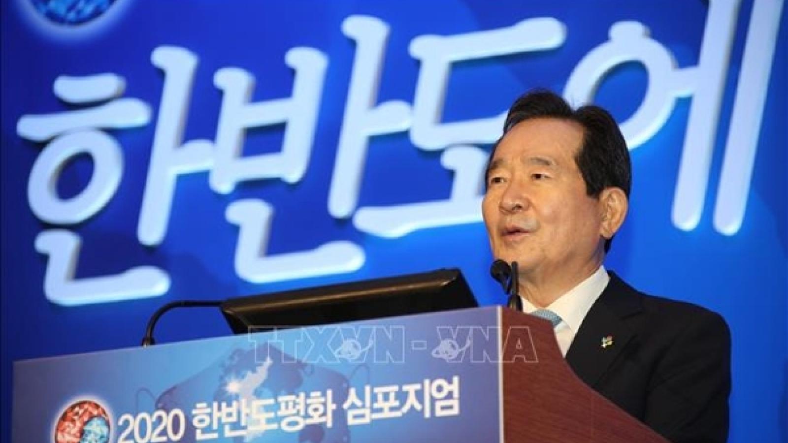 Speaker Park pushes for closer RoK-Vietnam cooperation