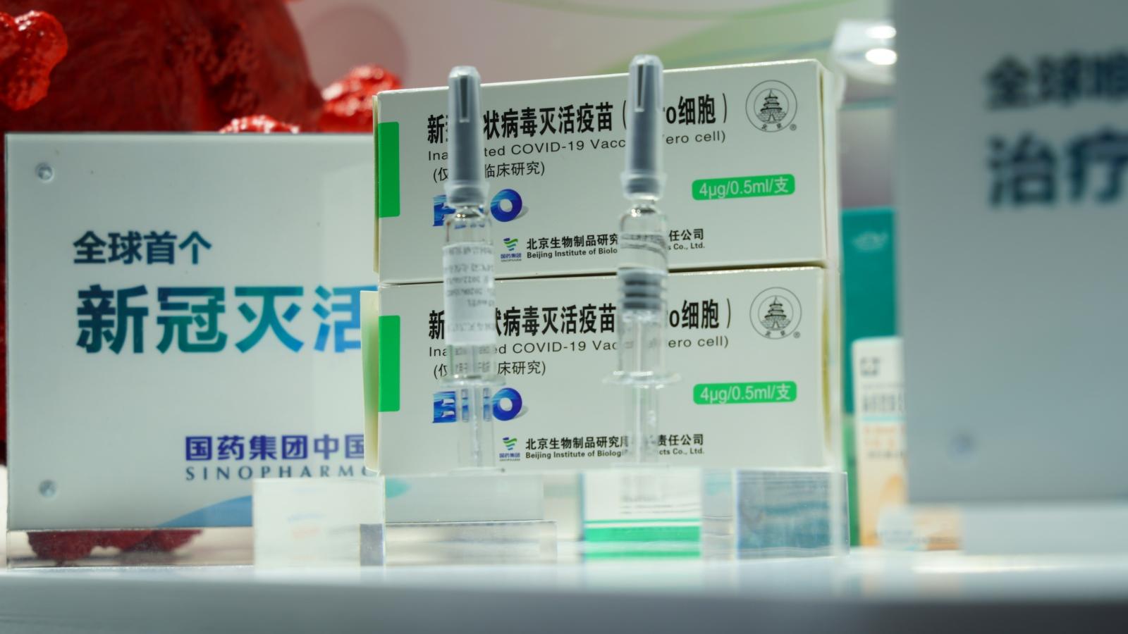 Gần 60.000 người Trung Quốc được xuất cảnh sau khi tiêm vaccine ngừa Covid-19