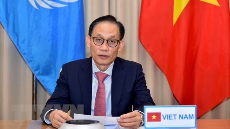 Vietnam underscores adherence to UN Charter and international law