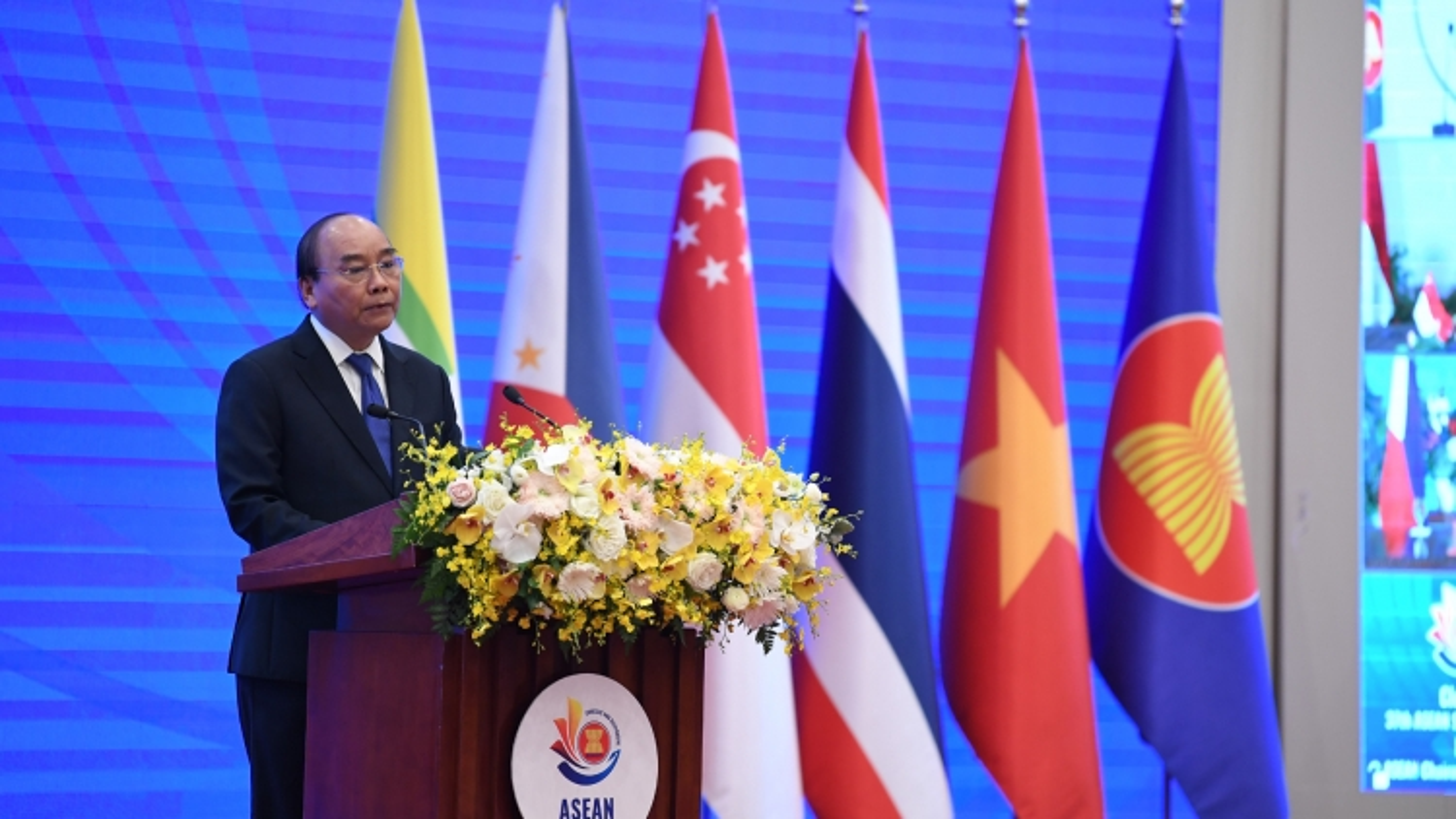 """Bế mạc Hội nghị cấp cao ASEAN 37: """"Chúng ta đã có những ngày làm việc rất hiệu quả"""""""