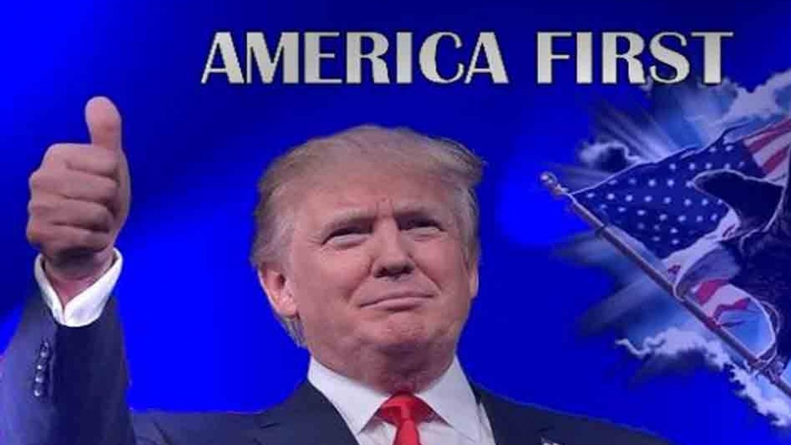 """Để cạnh tranh được với Trung Quốc, Mỹ cần từ bỏ chính sách """"Nước Mỹ trước tiên""""?"""