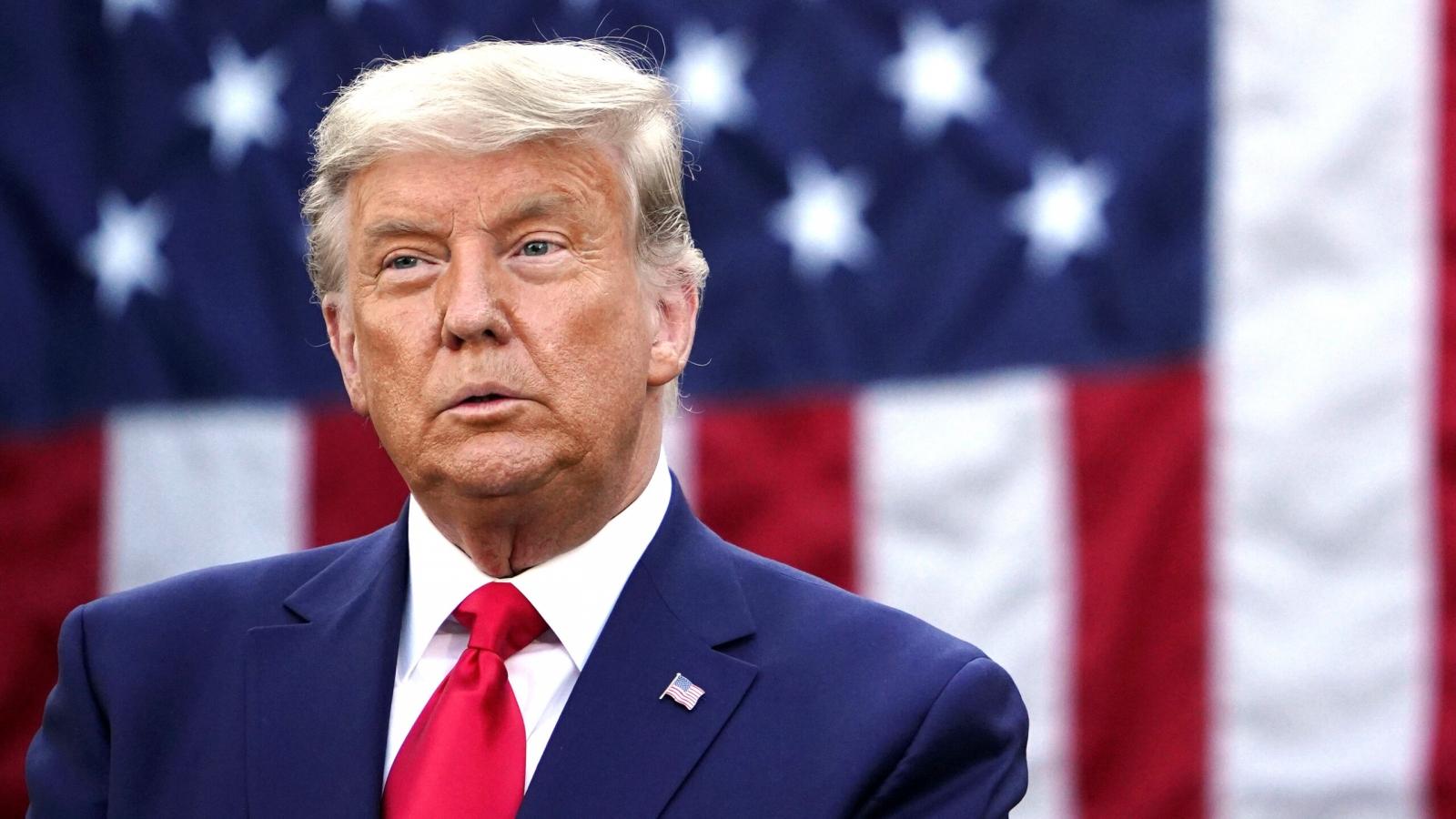 """Tổng thống Trump nêu điều kiện rời Nhà Trắng- Có khả năng đại cử tri """" lật kèo""""?"""