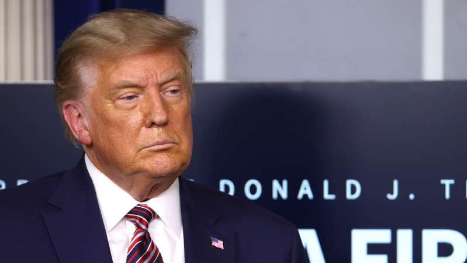 Gần một nửa người Mỹ qua khảo sát ủng hộ ông Trump tái tranh cử năm 2024
