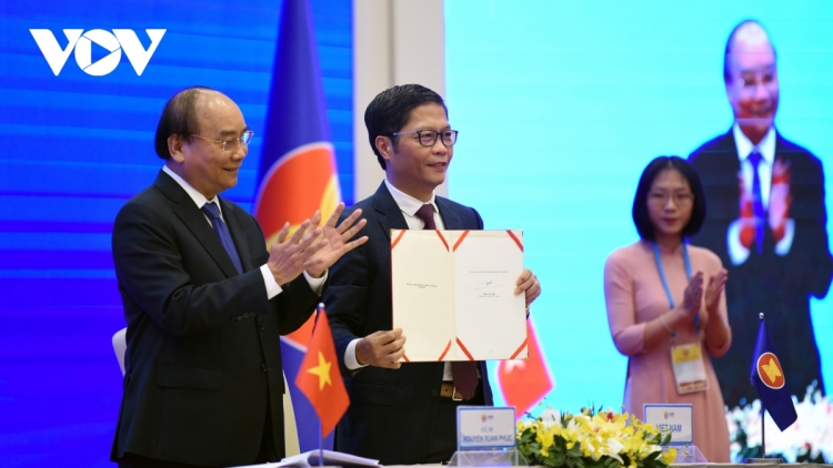 RCEP trade deal signed after 8 years of negotiations