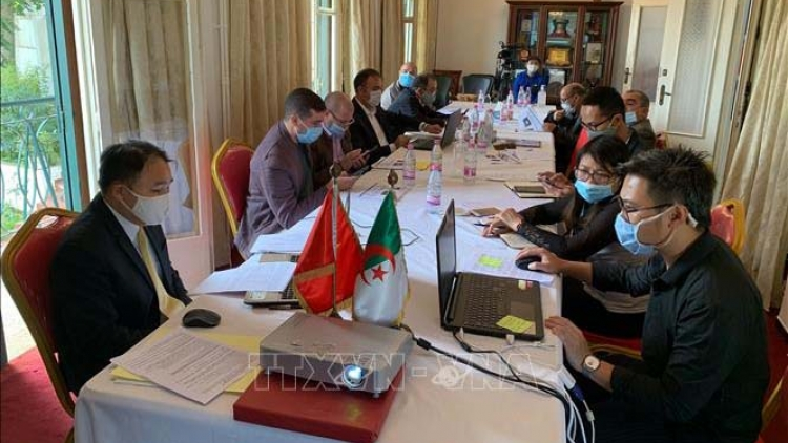 Vietnam, Algeria boost trade, investment cooperation