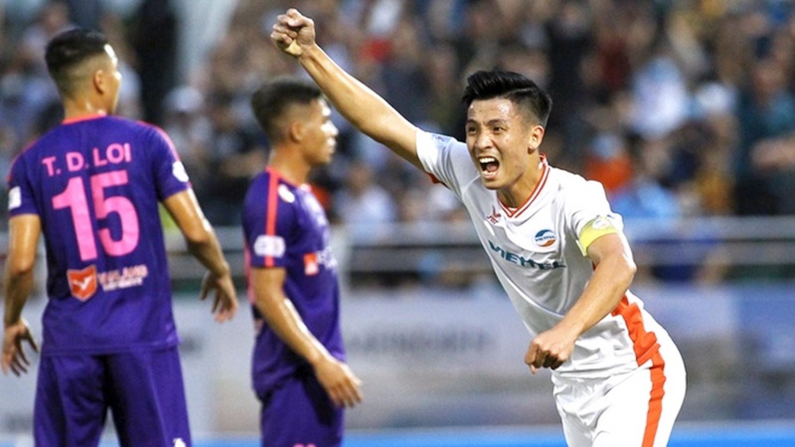 Viettel xuất sắc giành chức vô địch V-League 2020