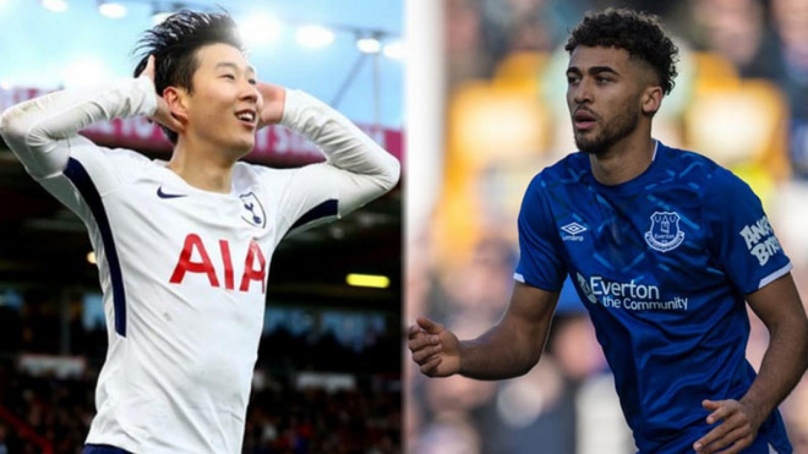 Vua phá lưới Ngoại hạng Anh 2020/2021: Calvert Lewin vượt mặt Son Heung Min