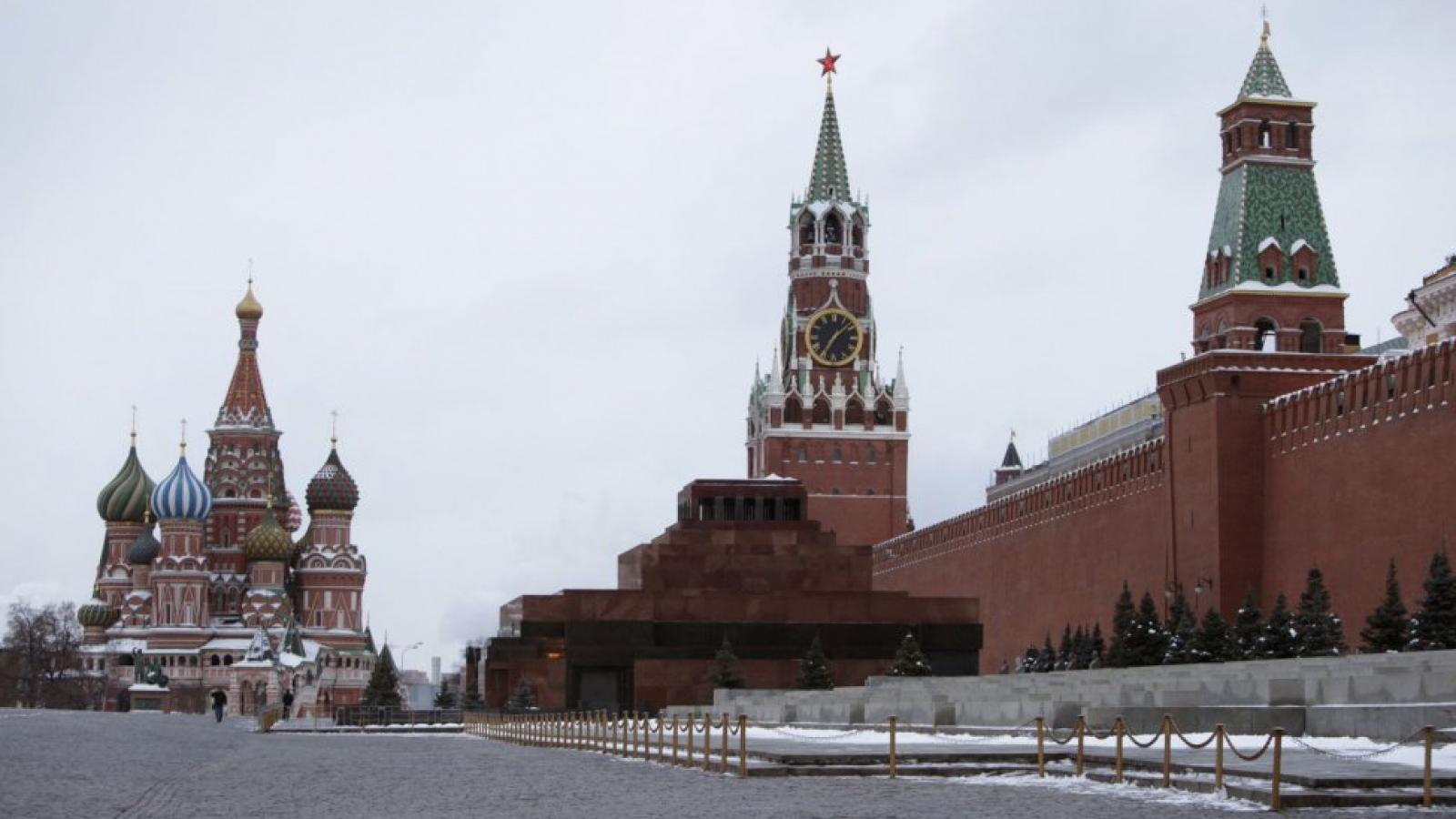Cơ quan An ninh Nga phá âm mưu tấn công khủng bốở khu vực Moscow