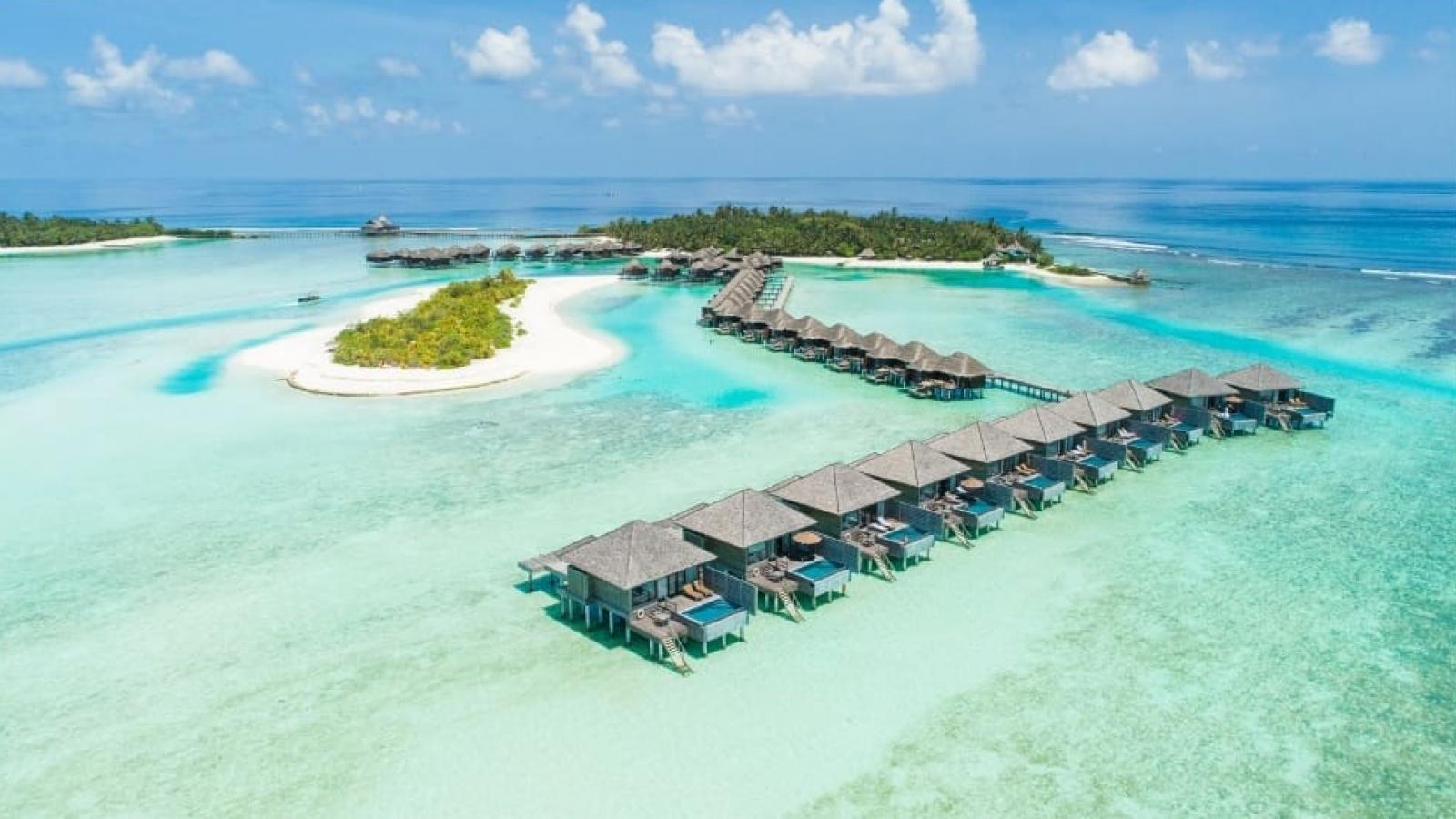 Thanh toán một lần, nghỉ dưỡng cả năm ở Maldives