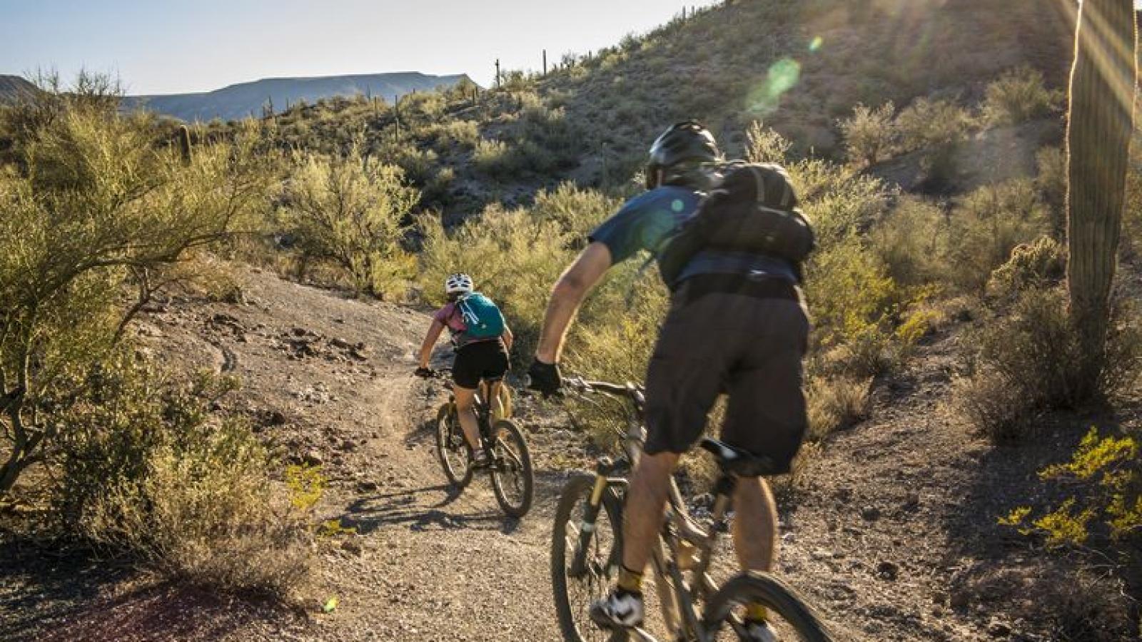 Những bí kíp cho lần đầu đạp xe leo núi
