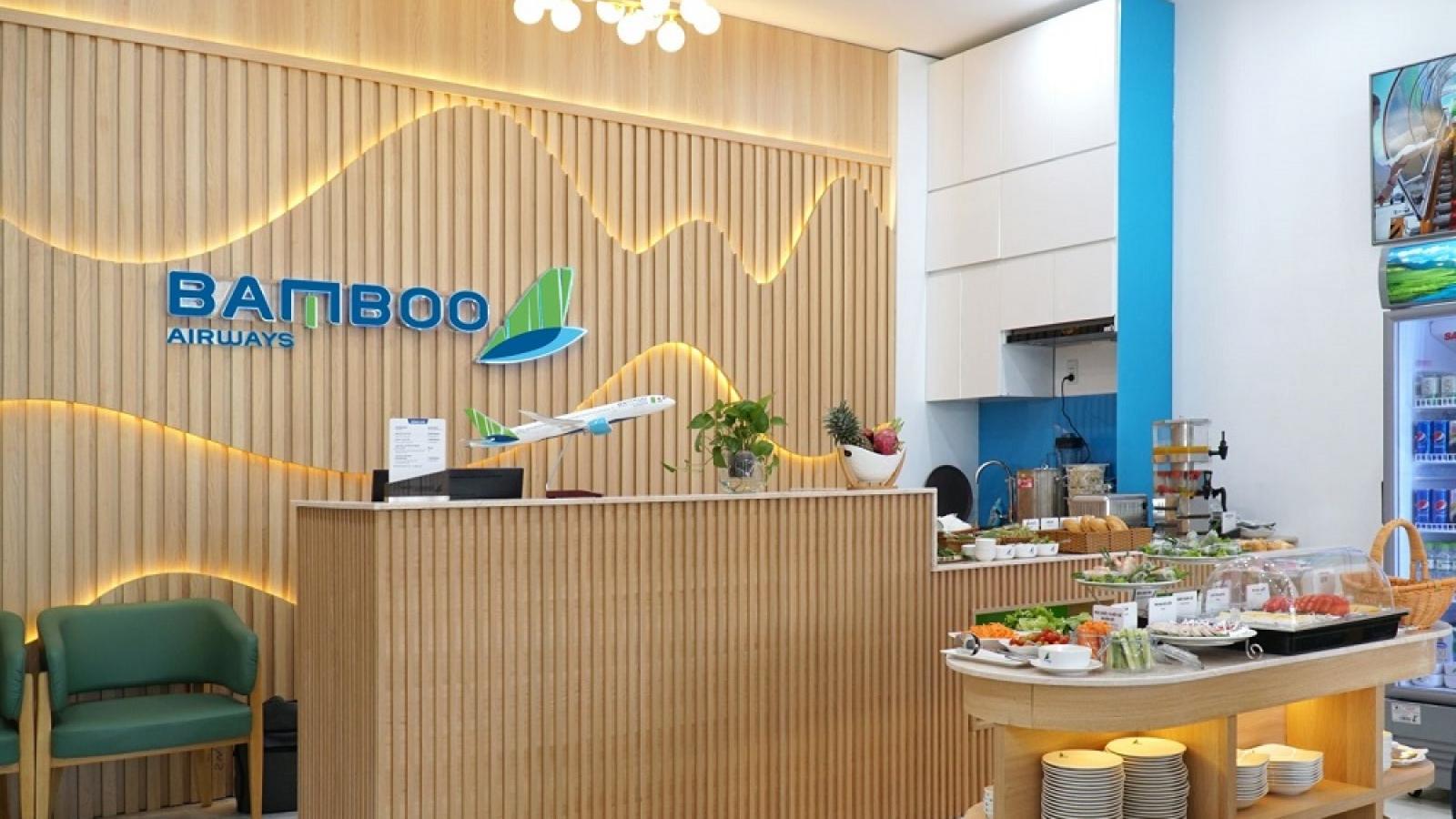 Bamboo Airways là hãng duy nhất khai thác vượt công suất cùng kỳ
