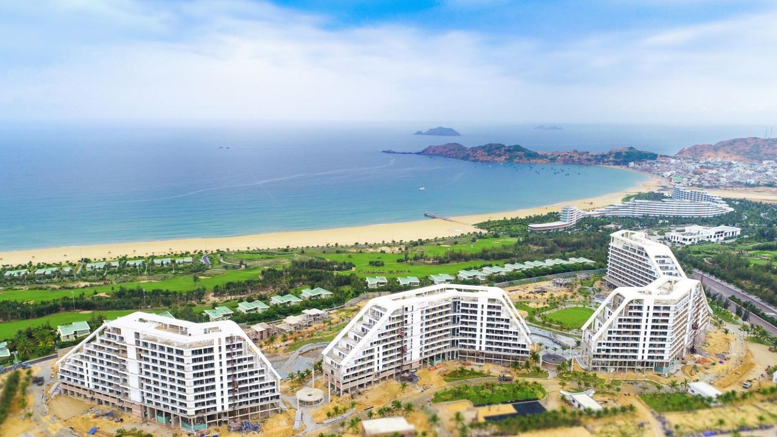 Ấn tượng khách sạn quy mô bậc nhất Việt Nam
