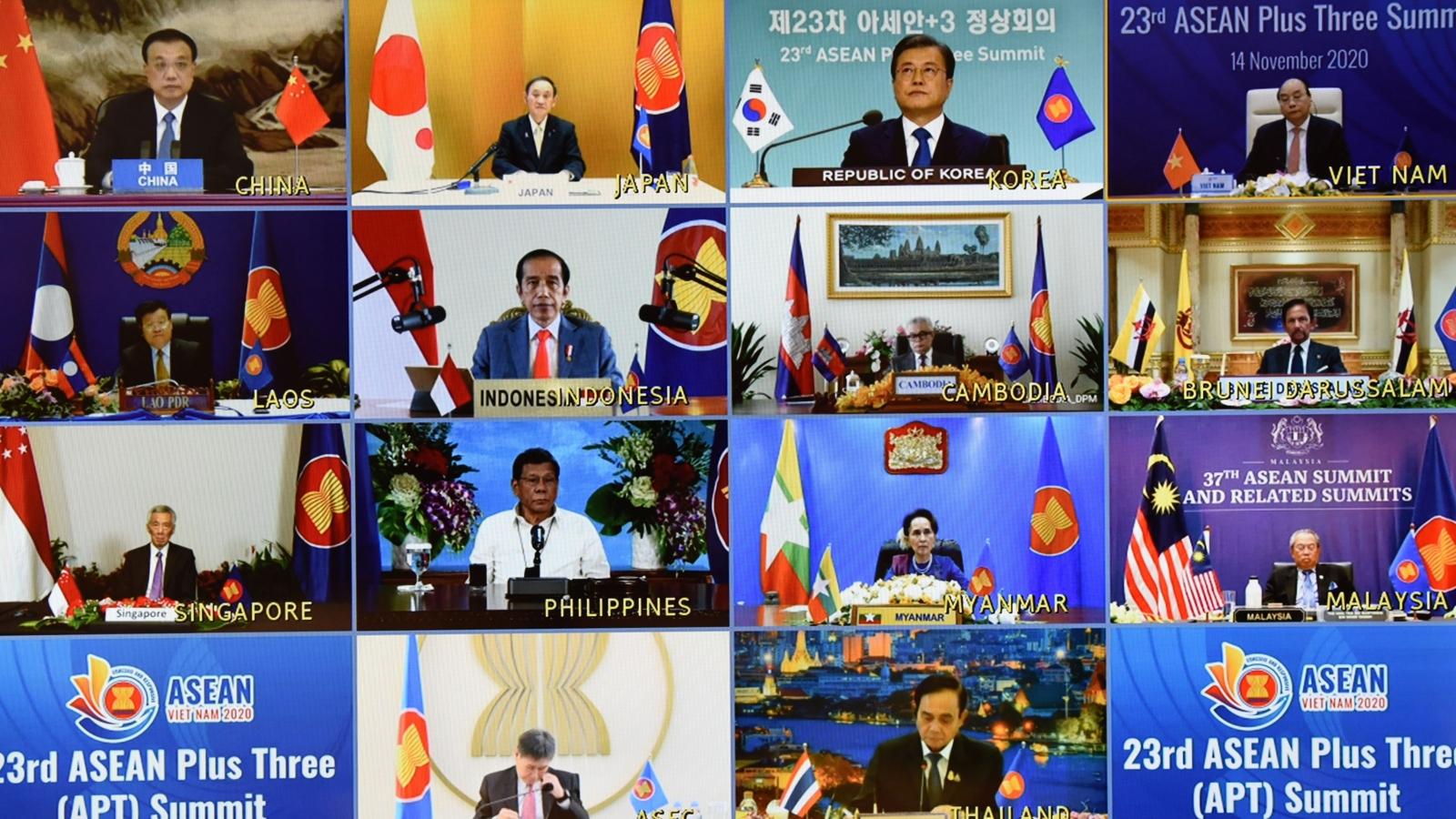 ASEAN+3 có thế mạnh trong ứng phó khủng hoảng, đặc biệt là dịch bệnh Covid-19