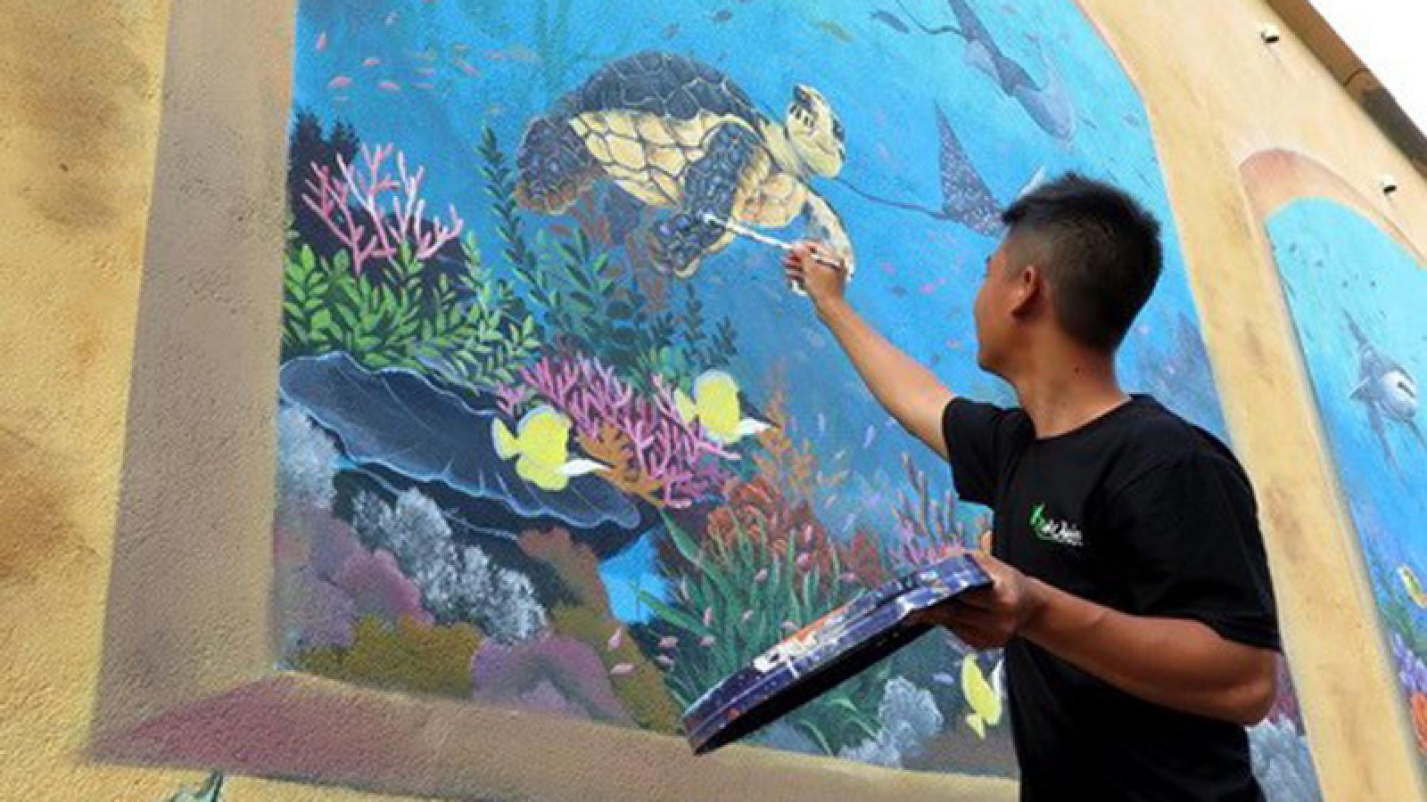 HCM City to host first street art festival in Vietnam
