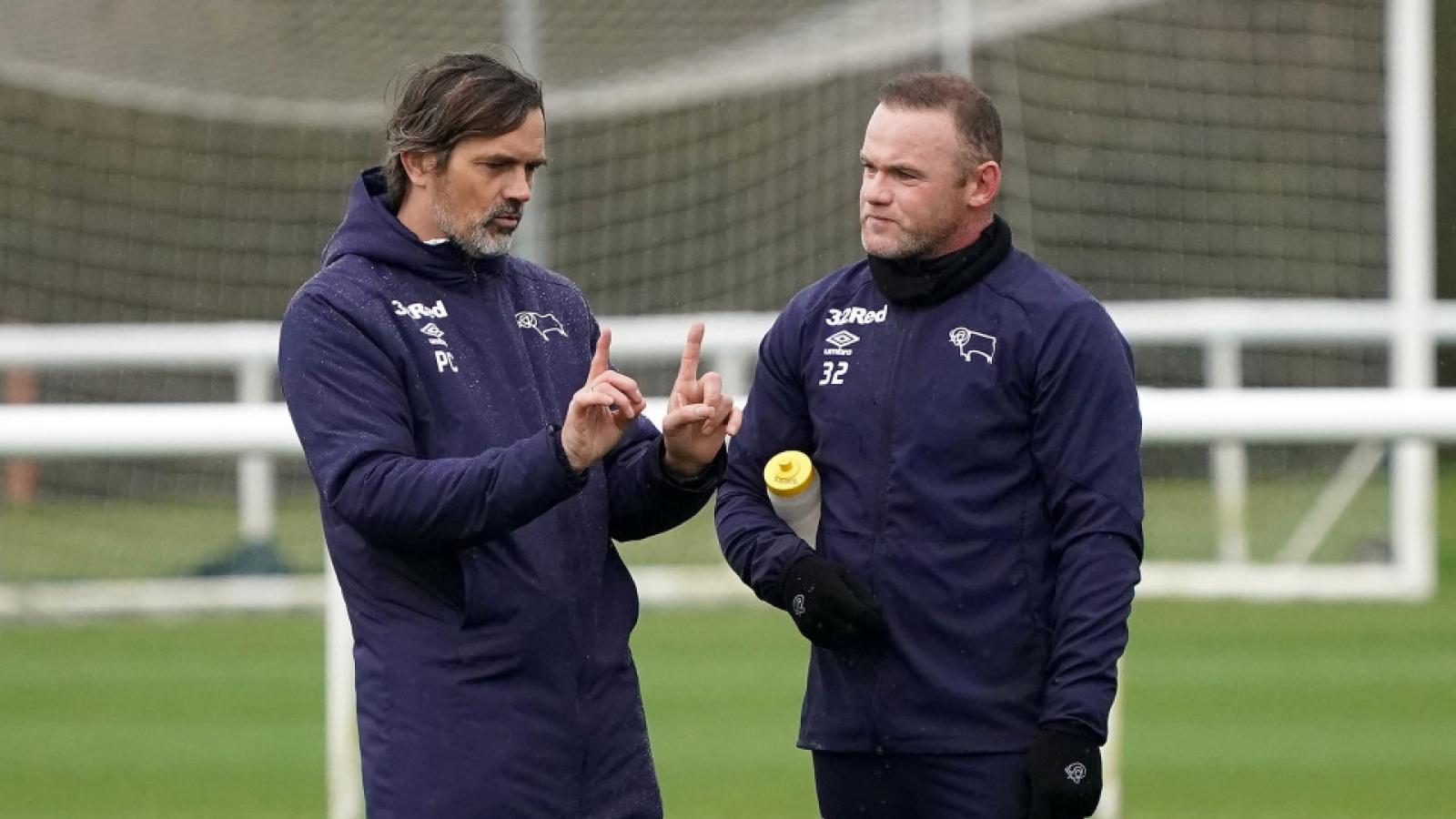 Chưa có bằng HLV, Rooney vẫn được bổ nhiệm dẫn dắt đội hạng Nhất Anh