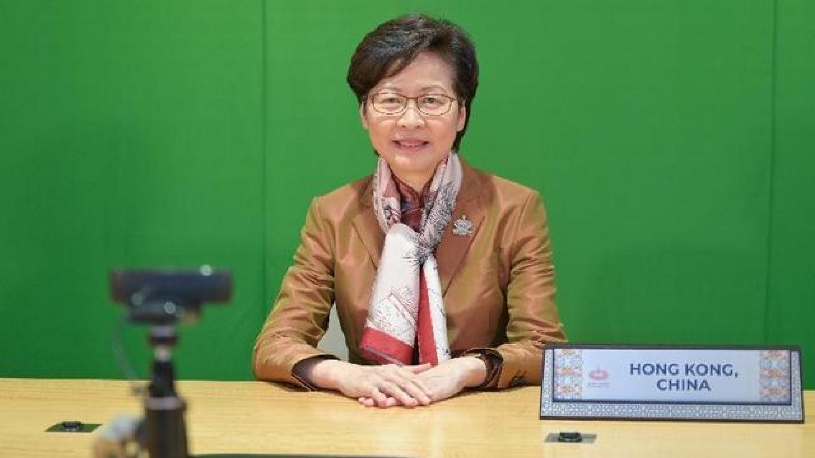 Hong Kong (Trung Quốc) muốn sớm gia nhập RCEP