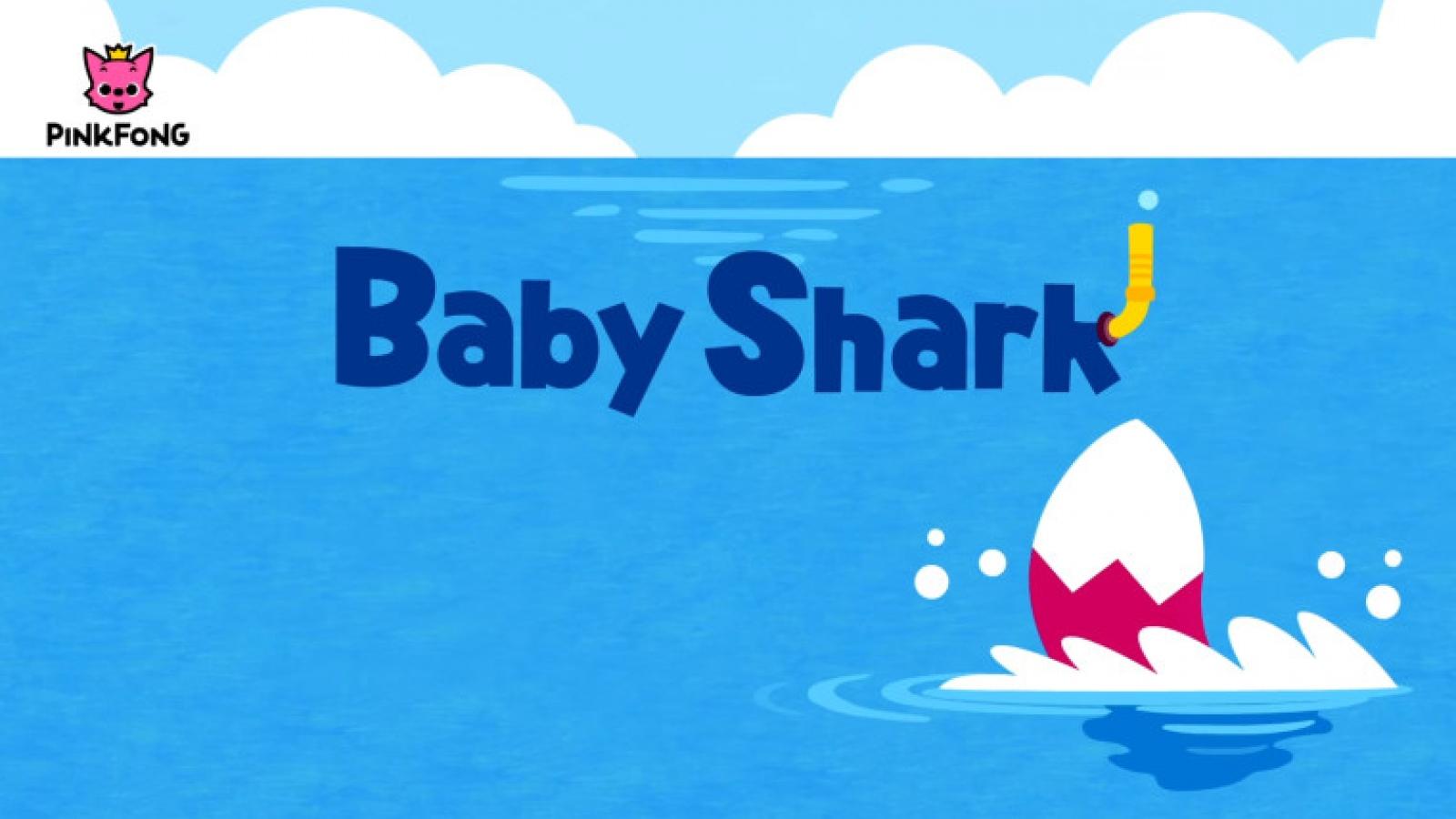 Baby Shark hiện là video được xem nhiều nhất mọi thời đại trên YouTube