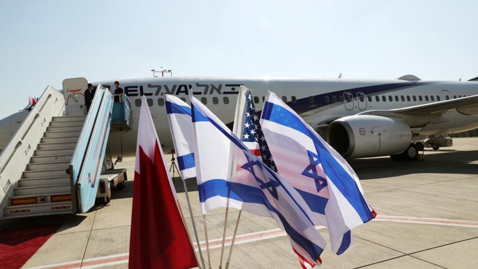 Israel – Bahrain bước tiến trong quan hệ ngoại giao