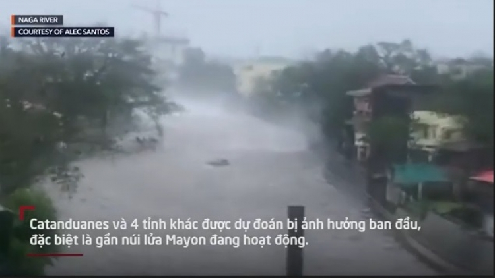 Hình ảnh khủng khiếp ngay sau khi siêu bão Goni đổ bộ Philippines