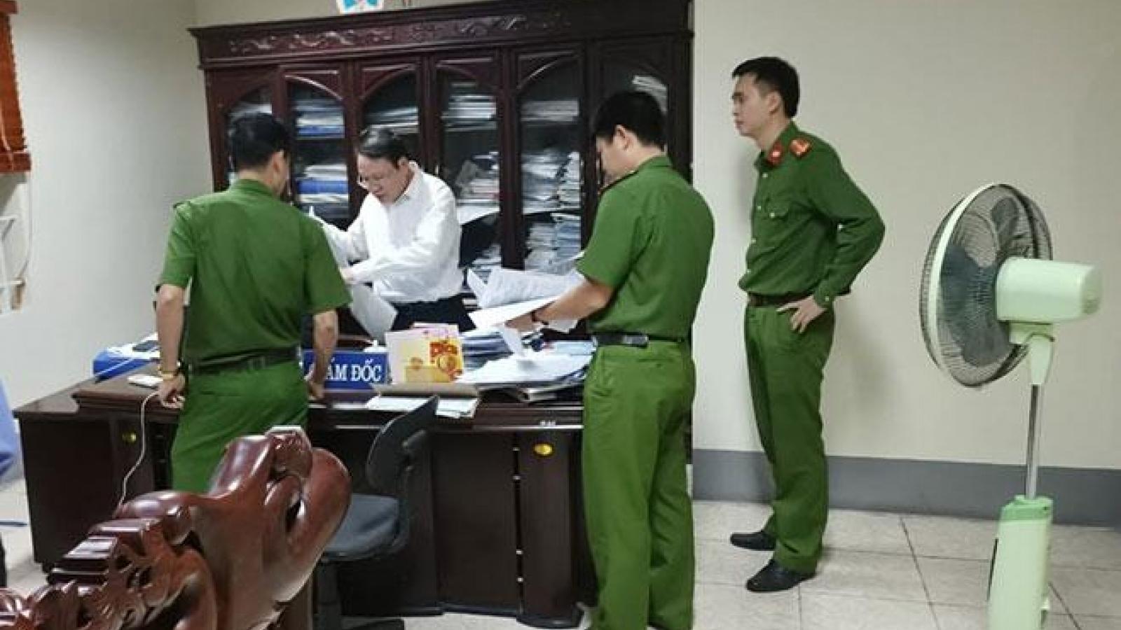 Bắt Giám đốc Ngân hàng Hợp tác xã Việt Nam chi nhánh Ninh Bình