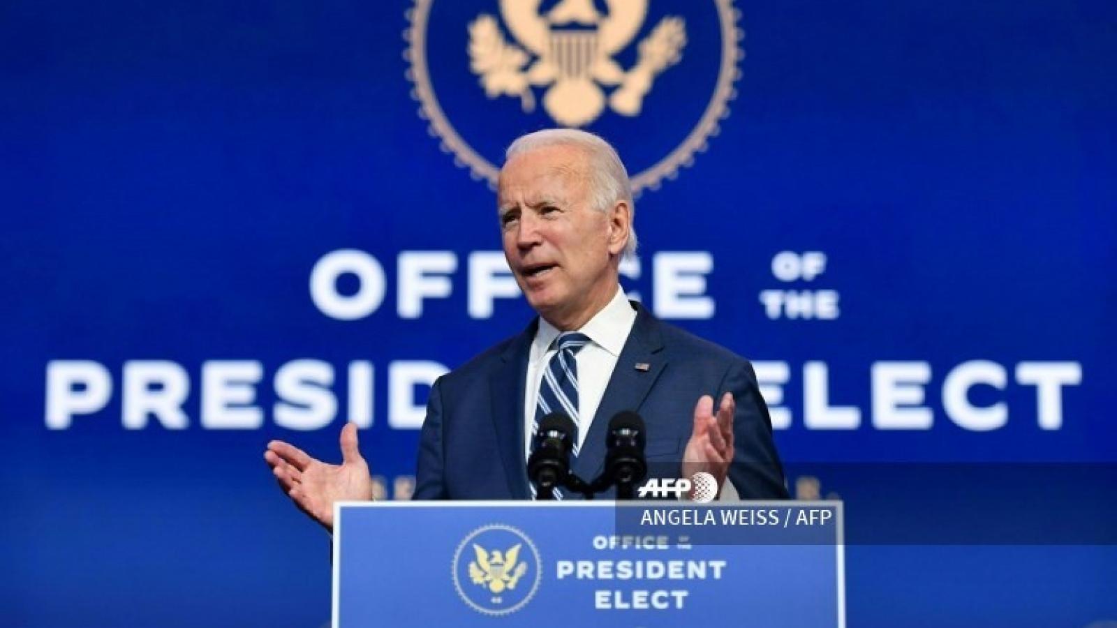 Nhà Trắng không để ông Biden tiếp cận thư tín gửi đến từ các nhà lãnh đạo quốc tế