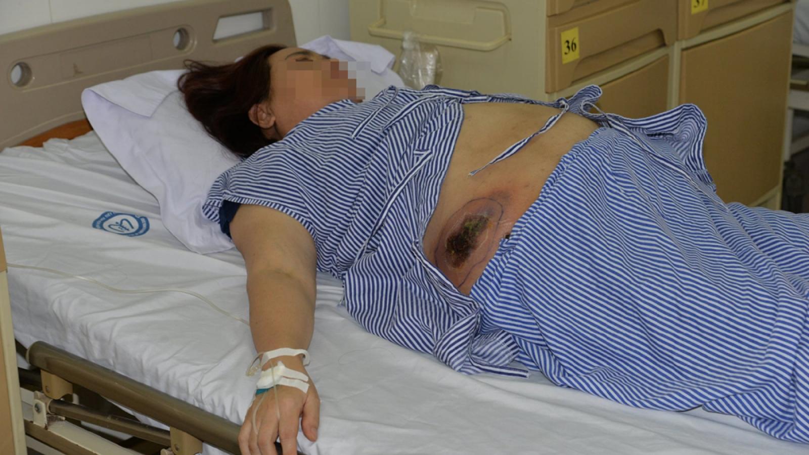 Dùng thuốc trôi nổi, người bệnh đái tháo đường phải nhập viện vì nhiễm trùng