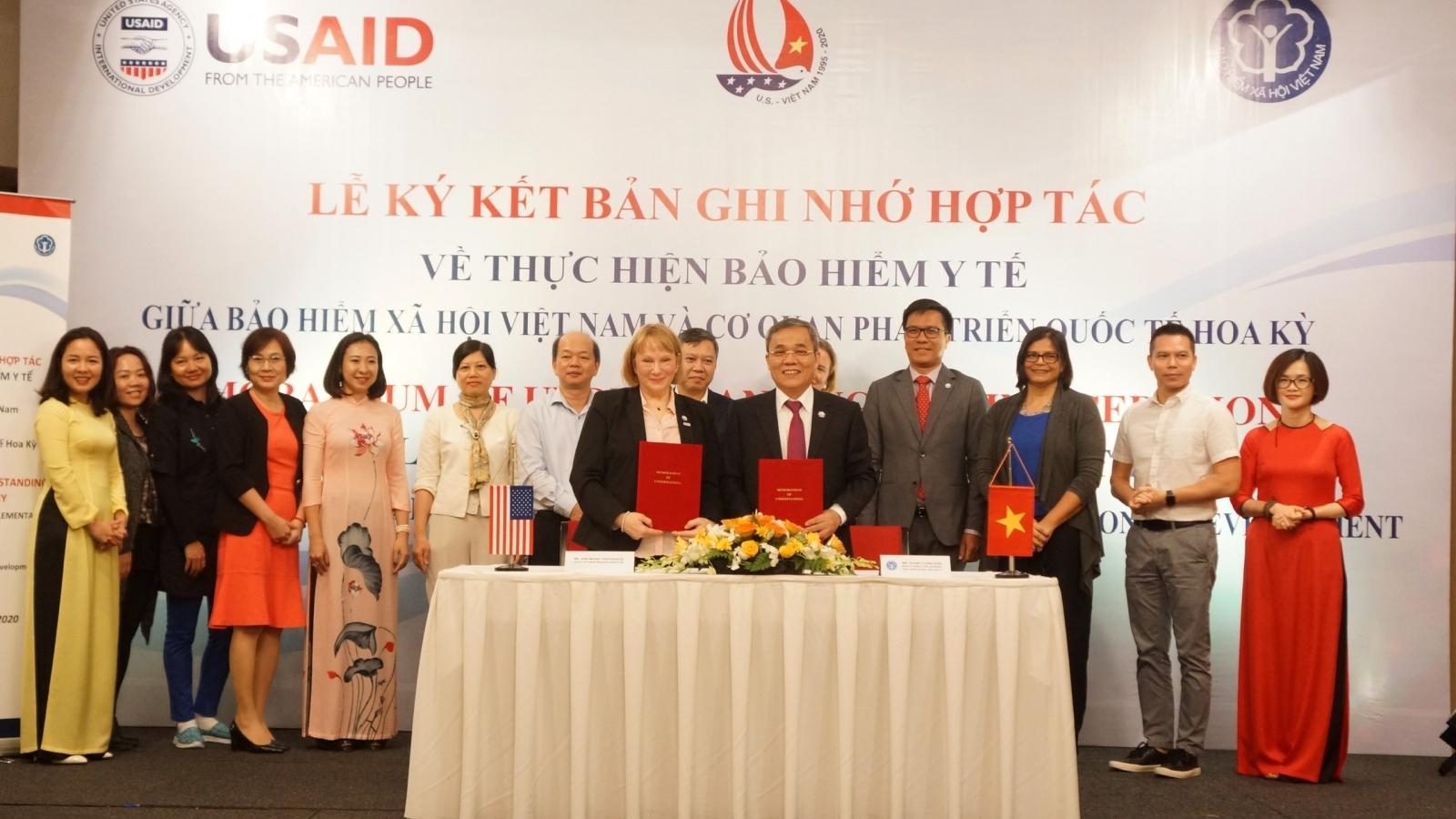 Việt Nam - Hoa Kỳ hợp tác trong lĩnh vực bảo hiểm y tế