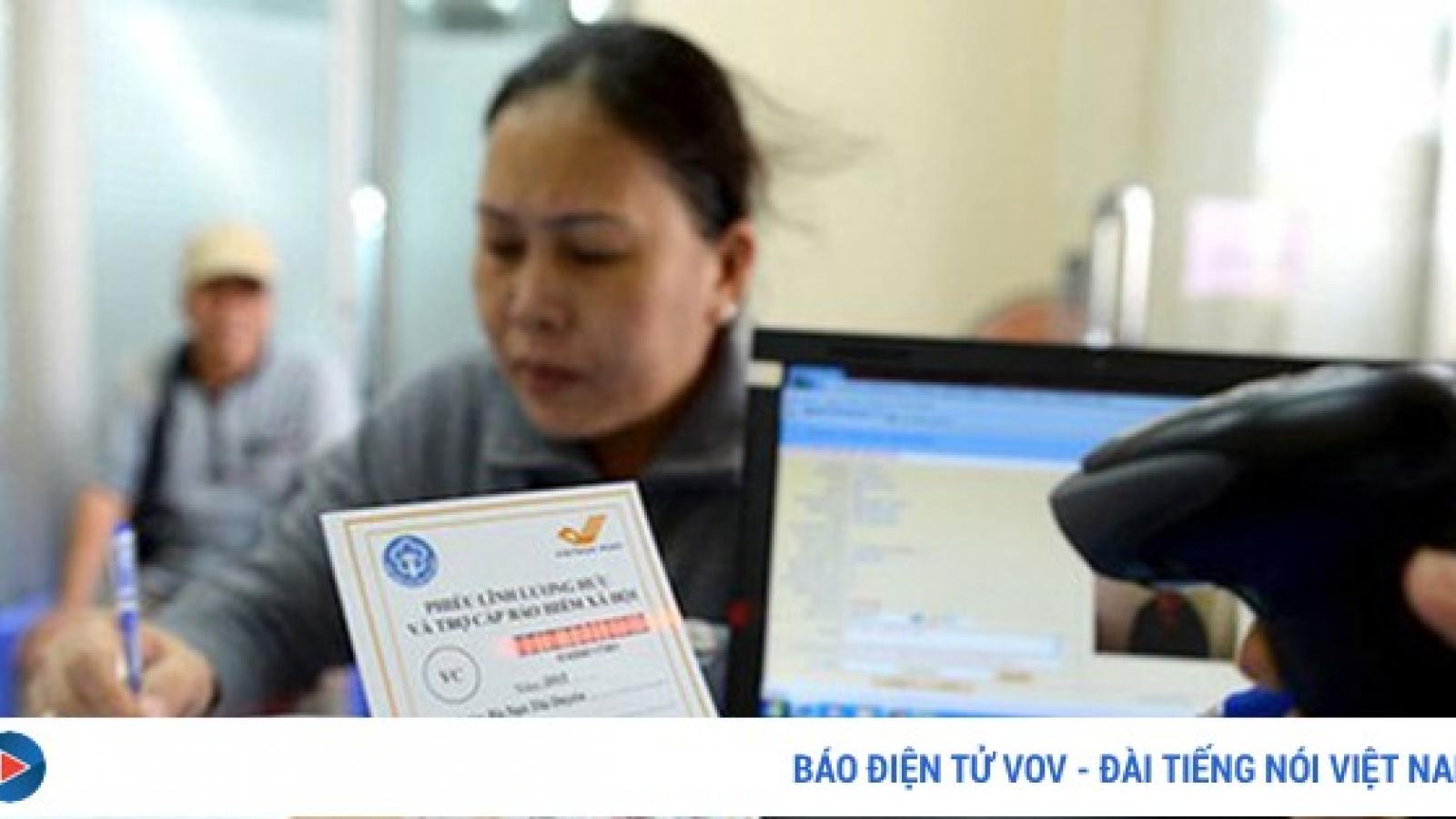 Hà Nội thanh tra 75 DN nợ đọng BHXH
