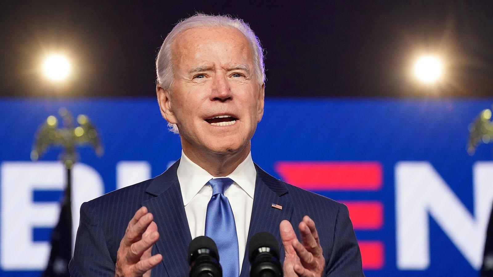 Cập nhật bầu cử Mỹ: CNN tuyên bố Joe Biden đắc cử Tổng thống Hoa Kỳ thứ 46