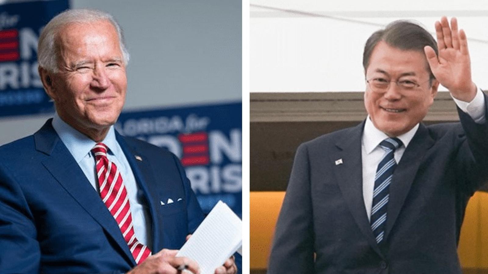 Tổng thống Hàn Quốc tuyên bố đảm bảo sự liền mạch trong quan hệ đồng minh Mỹ-Hàn