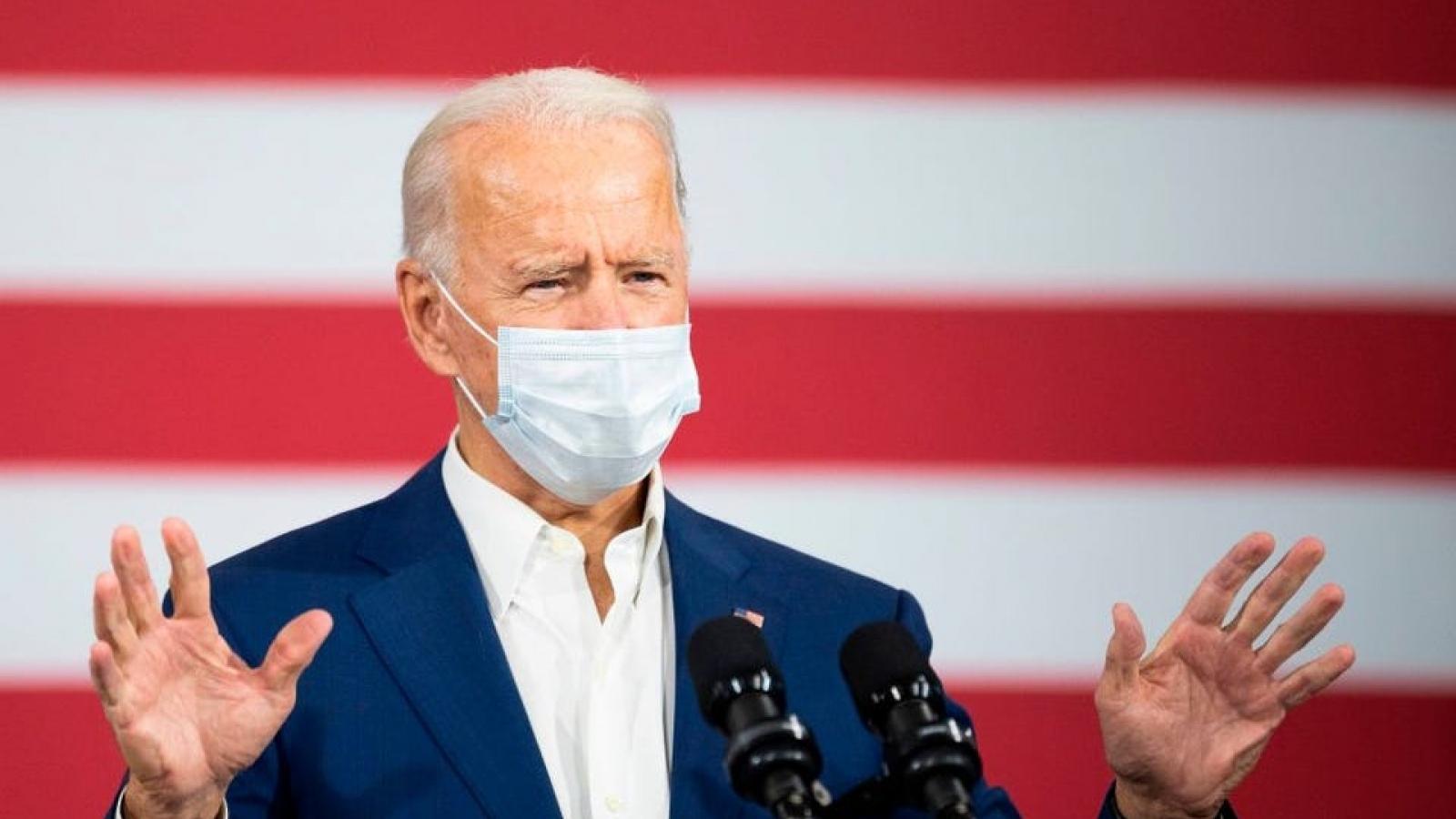 Kế hoạch của Joe Biden nhằm kiểm soát đại dịch Covid-19 ở Mỹ
