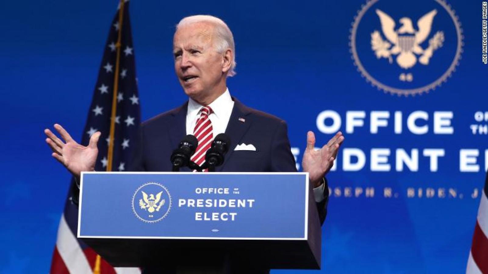 Cách Joe Biden tận dụng những thành tựu của Hillary Clinton